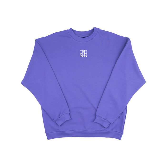 LOGO Crew Purple