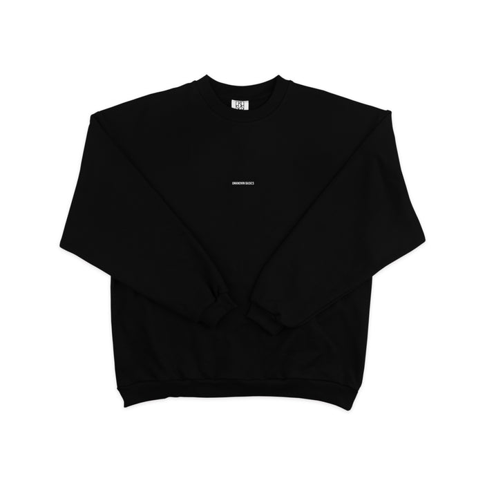 UNKNOWN Crew Black