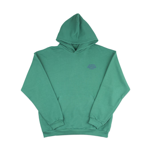 THE PROCESS Hoodie Green