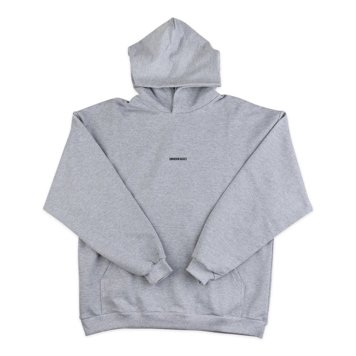 UNKNOWN Hoodie Gray