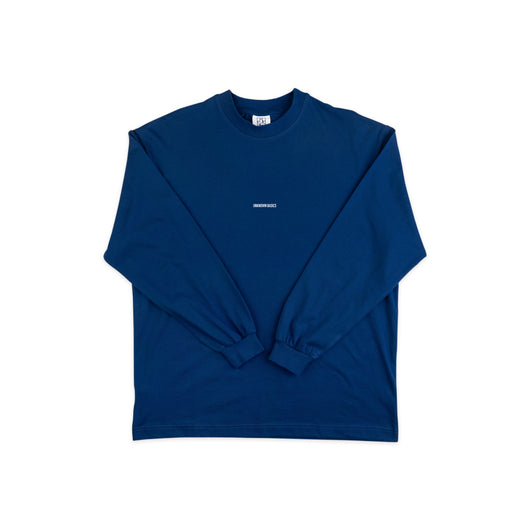 UNKNOWN Longsleeve Blue