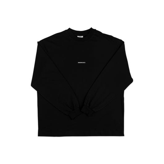 UNKNOWN Longsleeve Black