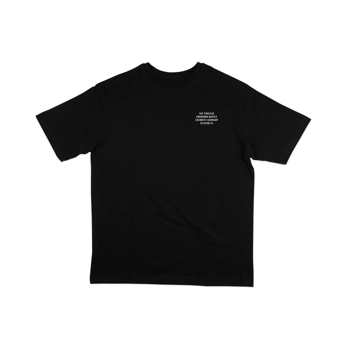 THE PROCESS Shirt Black