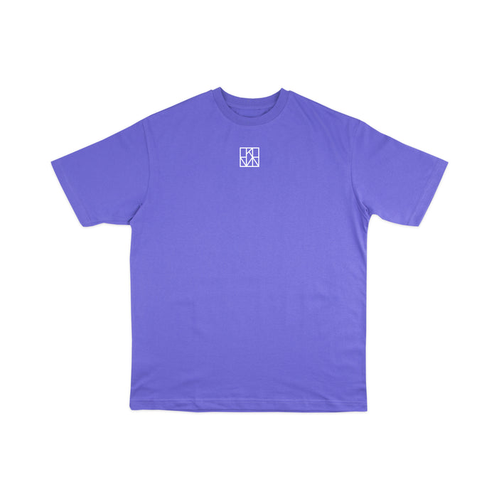 LOGO Shirt Purple