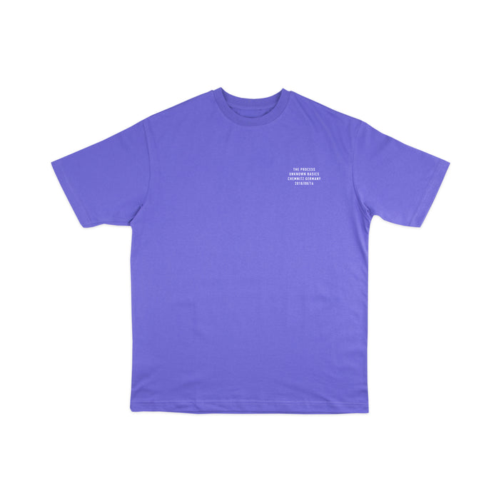 THE PROCESS Shirt Purple