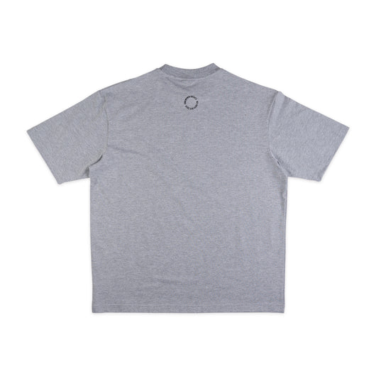 NO DAYS OFF Neck Shirt Gray