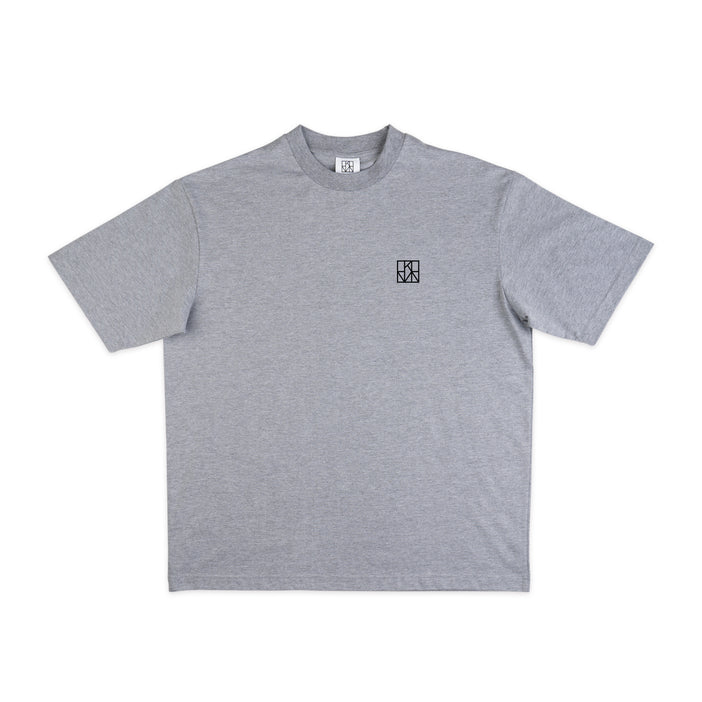 LOGO Shirt Gray