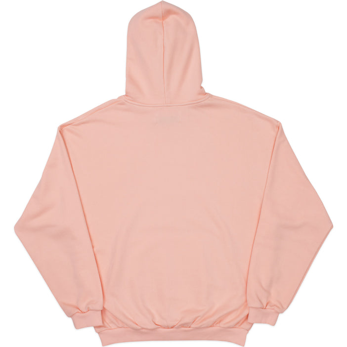 UNKNOWN HOODIE PEACH