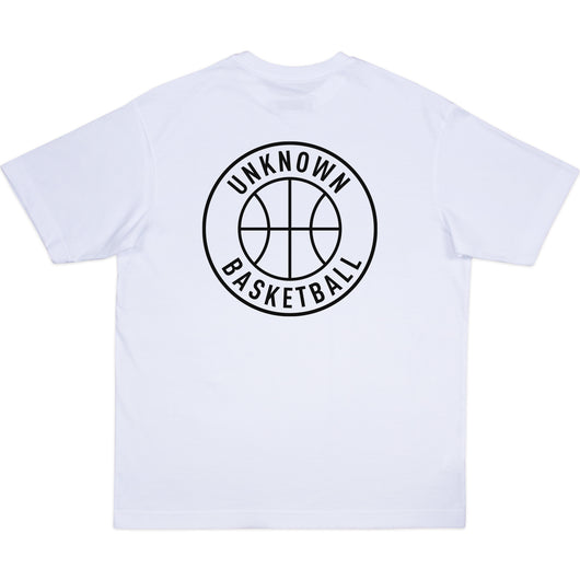 UNKNOWN BASKETBALL SHIRT WHITE