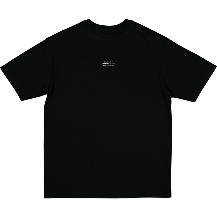 DRAFT DAY SHIRT BLACK