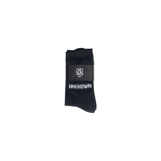 UNKNOWN Sock Black