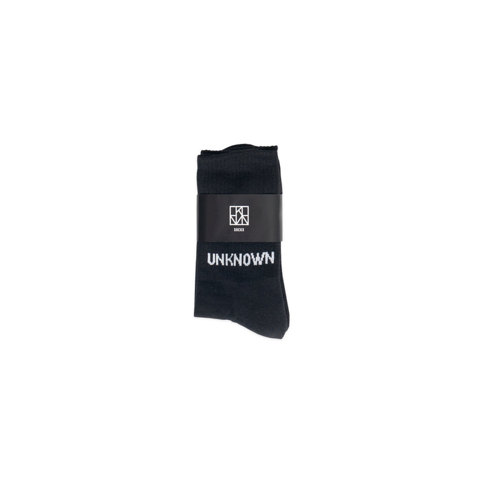 UNKNOWN Socks Black