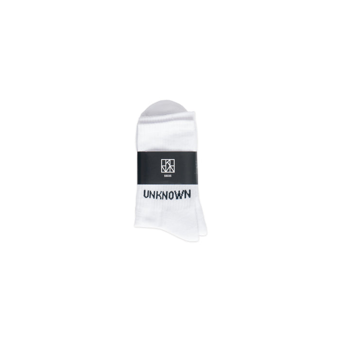 UNKNOWN Socks White