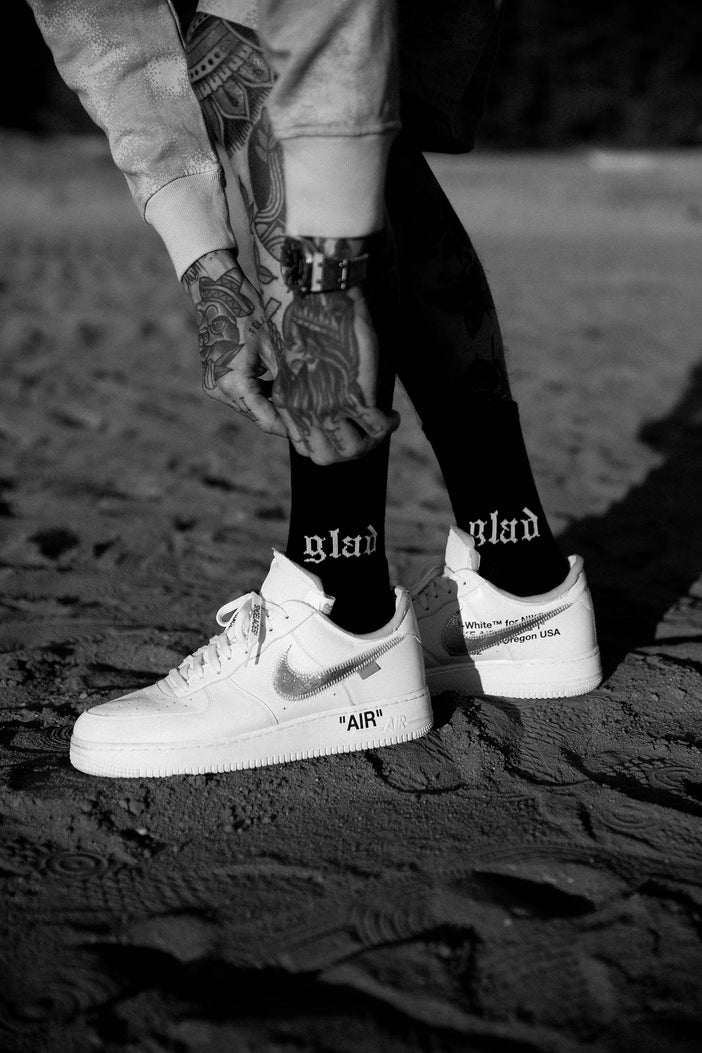 GLAD x UNKNOWN Socks