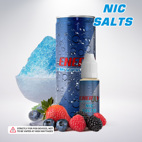 ENERJJY SALTS - Berry Slushy