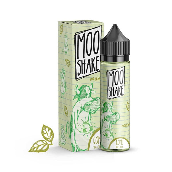 Moo Shake Matcha by Nasty Juice