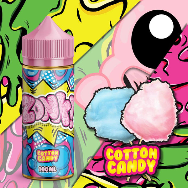 Cotton Candy- 100ML