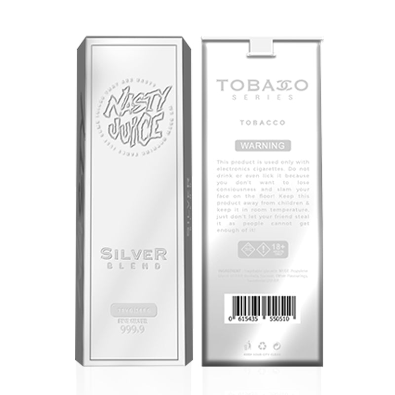 Silver Blend by Nasty Juice
