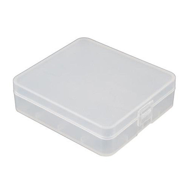 4 x 18650 Battery Plastic Storage Case