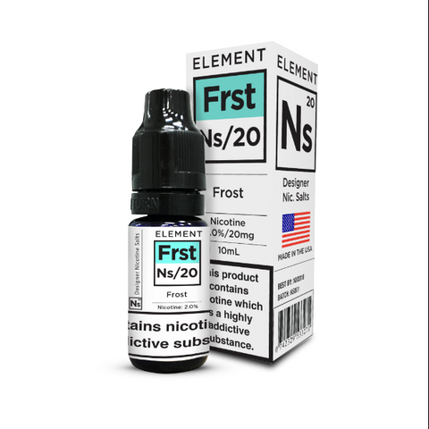 20ML Element Designer Nicotine Salts Frost