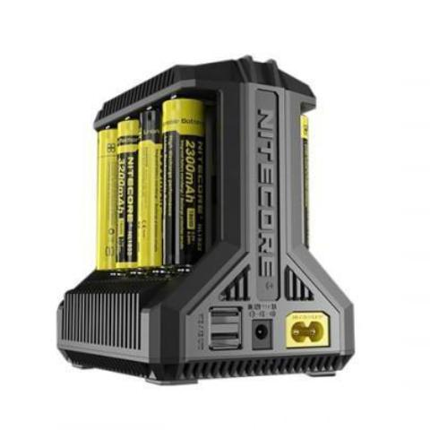 **NEW** Nitecore i8 IntelliCharger