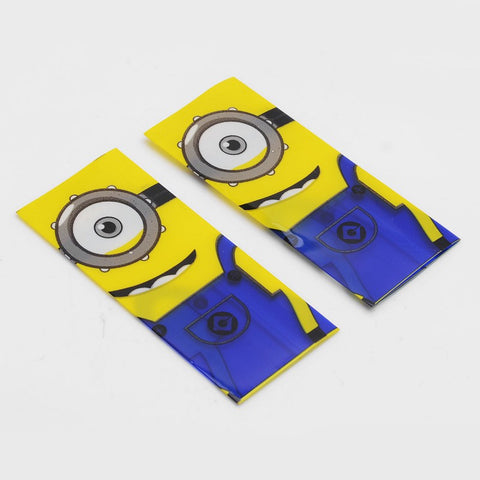 Minion Battery Wraps (2 p/pack)