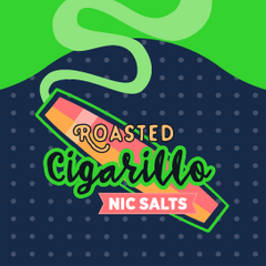 POP - Roasted Cigarillo Nic Salts