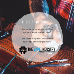The Vape Industry - Gift Card