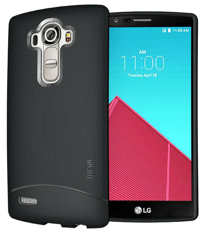 TUDIA LG G4 Case Ultra Slim Full Matte ARCH