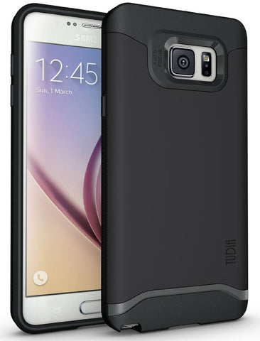 TUDIA Samsung Note 5 N920 Case Ultra Slim Full-Matte ARCH