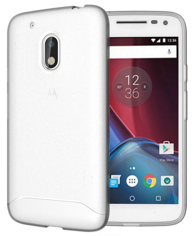 TUDIA Motorola Moto G4 Play Case Ultra Slim Full-Matte ARCH