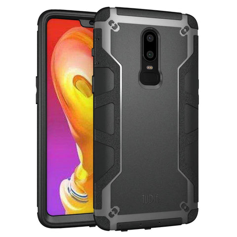 official photos 95ce4 f56b2 TUDIA OnePlus 6 OP6 Case OMNIX