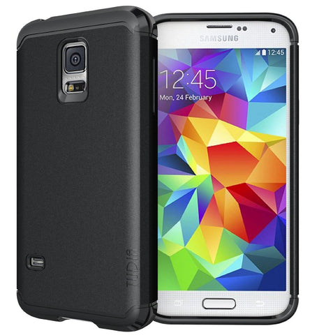TUDIA Samsung Galaxy S5 Mini Case Ultra Slim LITE