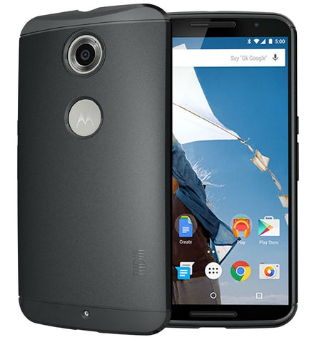 TUDIA Google Nexus 6 Case Ultra Slim LITE