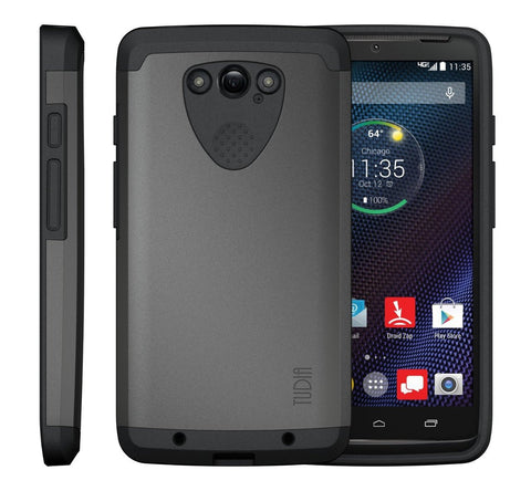 TUDIA Motorola DROID Turbo Case Slim-Fit CYGEN Ballistic Nylon