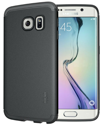 TUDIA Samsung Galaxy S6 Edge Case Ultra Slim LITE