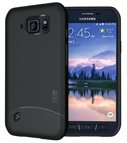 TUDIA Samsung Galaxy S6 Active Case Ultra Slim Full Matte ARCH