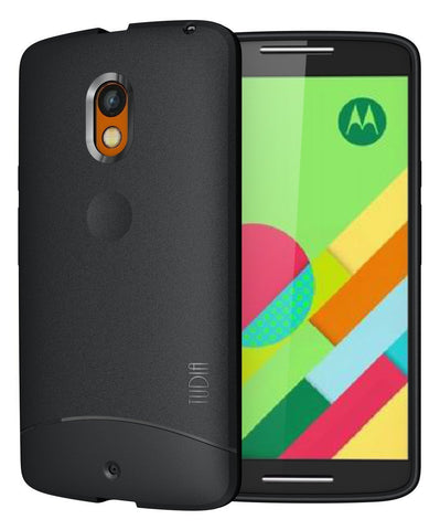 TUDIA Motorola Moto X Play Case Ultra Slim Full-Matte ARCH