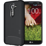 TUDIA LG G2 Verizon Case Ultra Slim Full-Matte ARCH