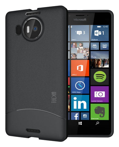 TUDIA Microsoft Lumia 950 XL  Case Ultra Slim Full-Matte ARCH