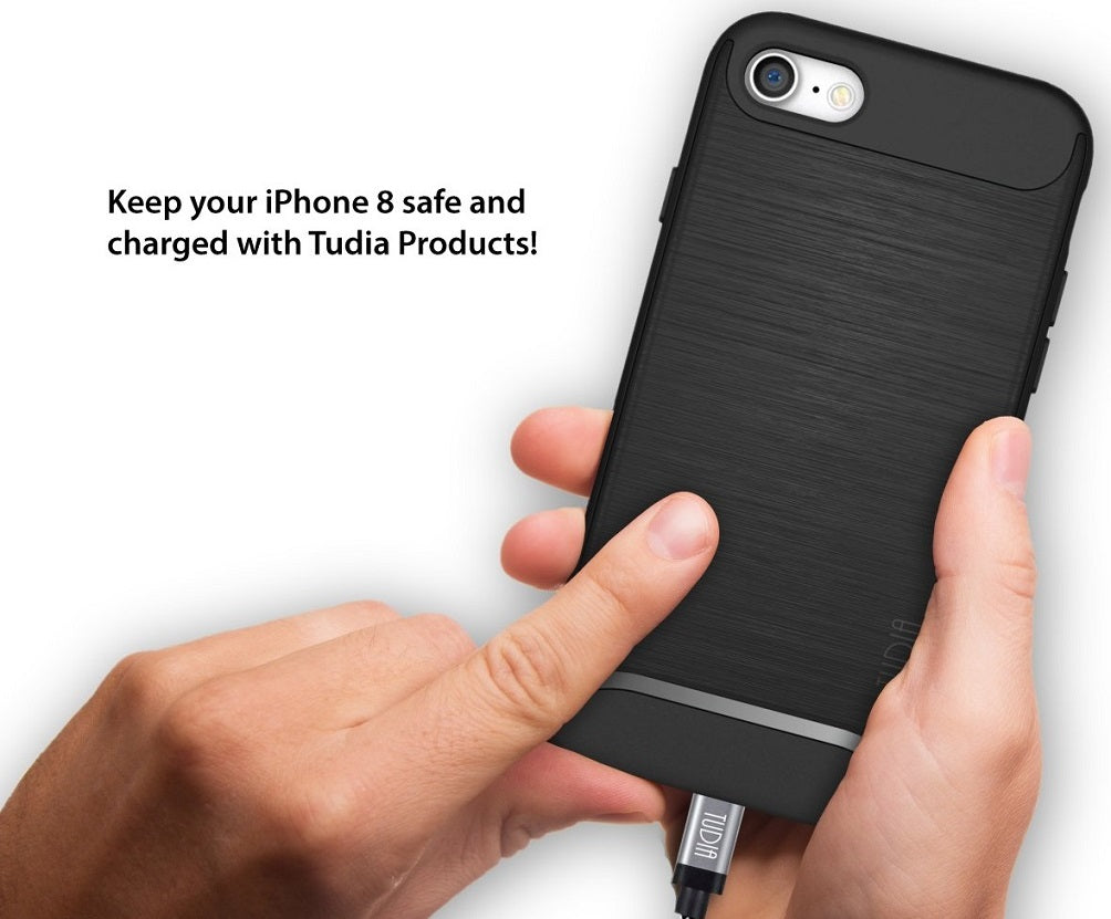 Keep safe and charged