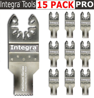 Integra® Tools Platinum Blades 3/4