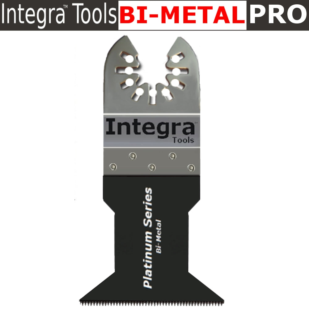 INTEGRA 24 Saw Blade fits Oscillating Multi Tools by Fein Multimaster Black & Decker Dewalt Bosch