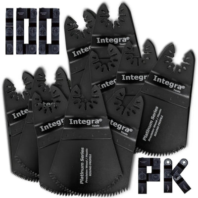 Integra® Tools Platinum Blades 3