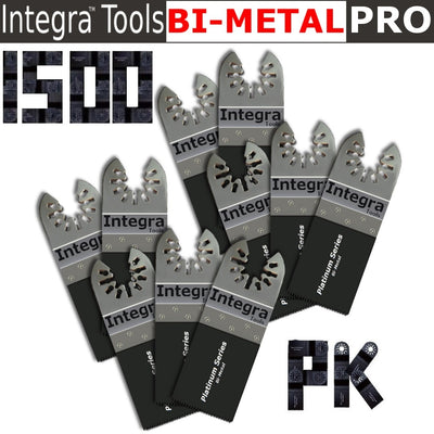 1500 Bi Metal Oscillating Multi Tool Saw Blade Fit Fein Makita Bosch RIDGID Ryobi