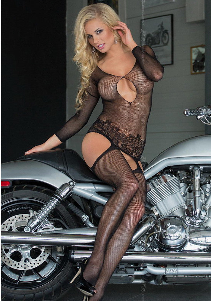 LADY BIRD LINGERIE BODY STOCKING