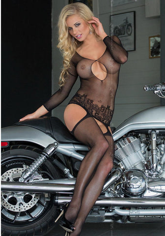 BUTTERFLY LINGERIE SET 6026