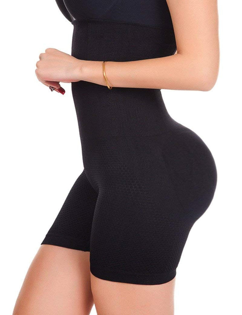 Sexy Butt Lifter Women Slimming Shapewear Tummy Control Panties High Waist Trainer Body Shaper Boyshort Tight Power Short