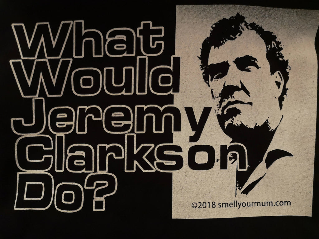 What would Jeremy Clarkson do? - 4XL - Standard T-Shirt