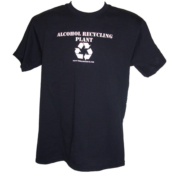 Alcohol Recycling Plant | T-Shirt, Vest, Hoody